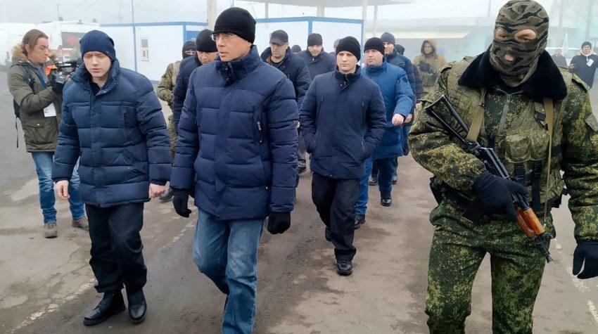 Ukrainsk fangeutveksling