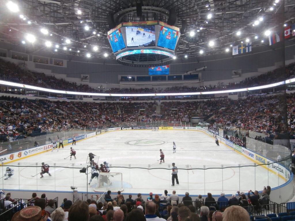Ishockey VM flyttet fra Minsk